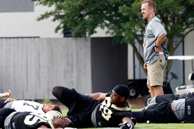 New Orleans Saints Complete 2012 NFL Preseason and Training Camp Guide