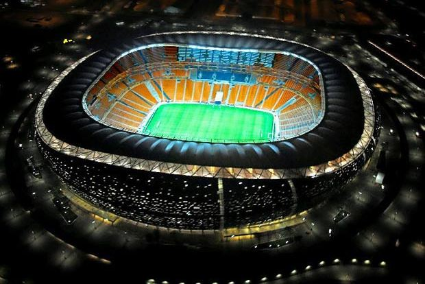 Power-Ranking World Football's 50 Best Stadiums