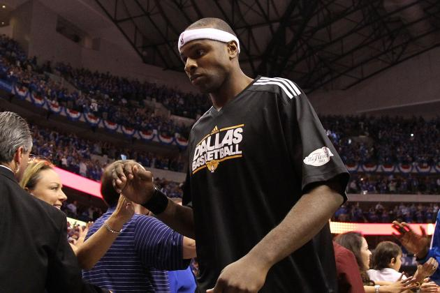 NBA Free Agents 2012: Potential Landing Spots for Amnesty Victim Brendan Haywood