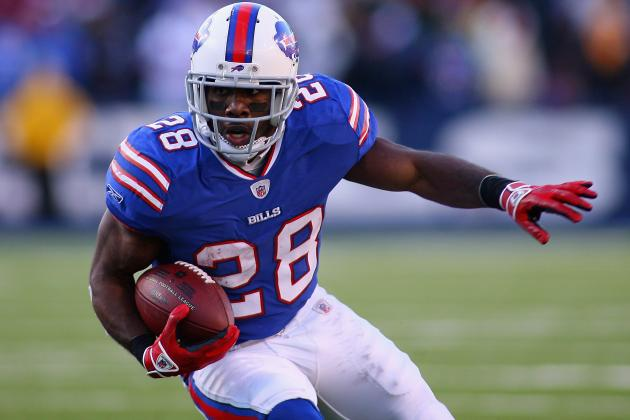 C.J. Spiller and Others Who Will Seal Their Fate as Draft Busts in 2012-13