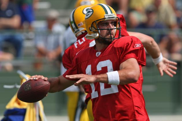 Green Bay Packers' Complete 2012 NFL Preseason & Training Camp Guide