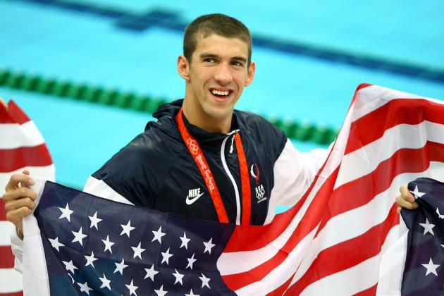 US Olympic Swimming: The 10 Major Moments in Michael Phelps' Career