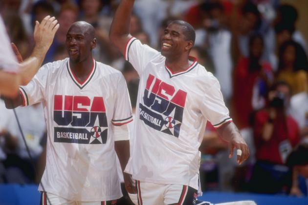 US Olympic Basketball 2012: The 10 Biggest Personalities in Team USA's History