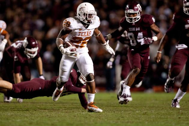 Texas Football: What You Need to Know About Longhorns CB Quandre Diggs