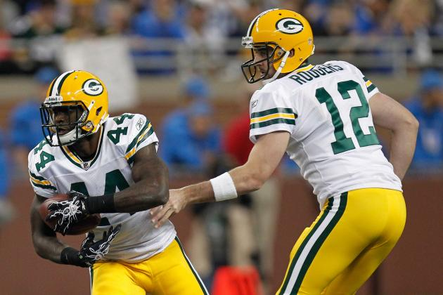Stat Predictions for Green Bay Packers Key Offensive Players