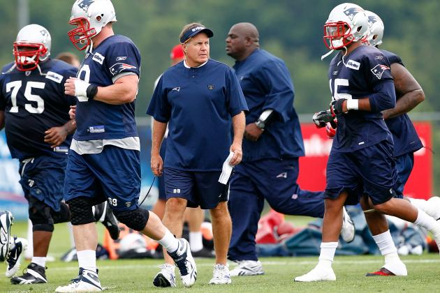 New England Patriots' Complete 2012 NFL Preseason & Training Camp Guide