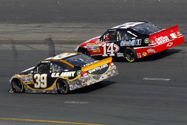 Lenox Industrial Tools 301: 10 Drivers Who'll Be in the Running at New Hampshire