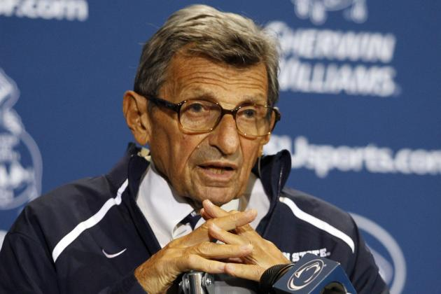 Dreams Die Hard: Penn State, Paterno, Sandusky & the Death of Innocence
