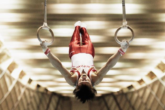 2012 Summer Olympics: Power Ranking the Top 10 Men's Gymnasts in the World