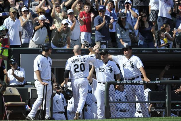 Chicago White Sox: How They Currently Rank at Each Position in the AL Central