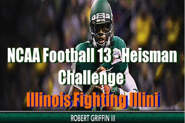 NCAA Football 13: Fun Legend-School Combinations to Use in Heisman Challenge