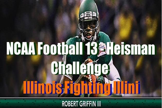 NCAA Football 13: Fun Legend-School Combinations to Use in Heisman Challenge