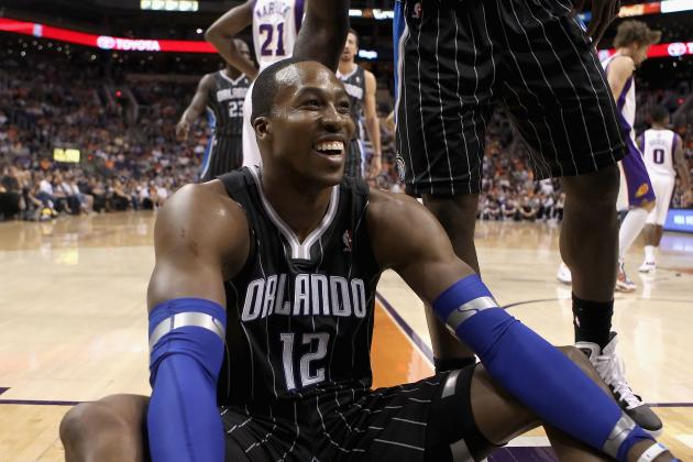 Dwight Howard: Pros and Cons of Dealing for Superman