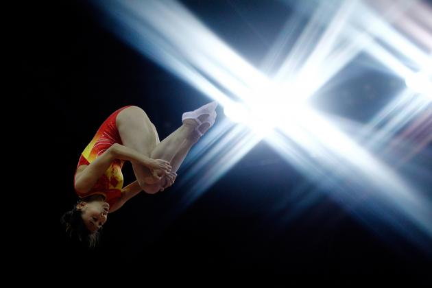 Olympic Gymnastics 2012: Analyzing China's Chances Despite Little Information