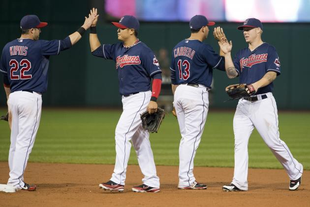 MLB: Five Things the Cleveland Indians Need to Contend After the Break
