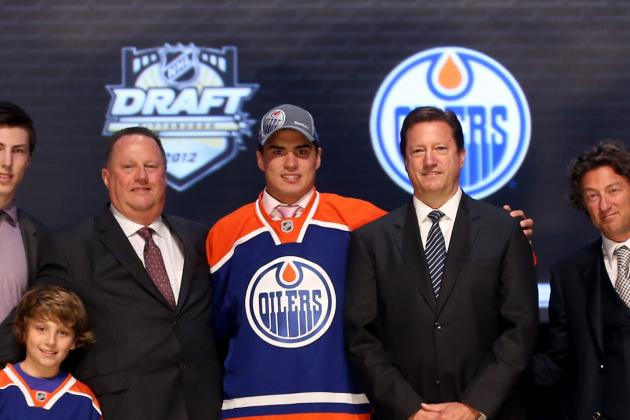 NHL Draft 2012: Predicting When Each Team's First-Round Pick Will Make the NHL