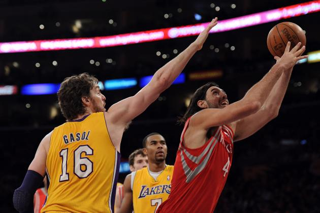 NBA Free Agency 2012: The Lakers and the 5 Best Destinations for Luis Scola