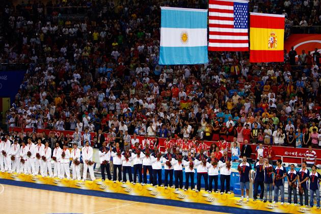 London Olympics 2012 Basketball: The 11 Best Players Not on Team USA