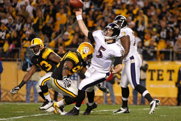 Which Pittsburgh Steelers Veterans Could Be in for a Swan Song Season in 2012?