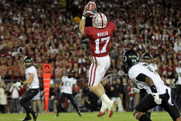 Stanford Football: Star WR Walk-Ons, Past and Present