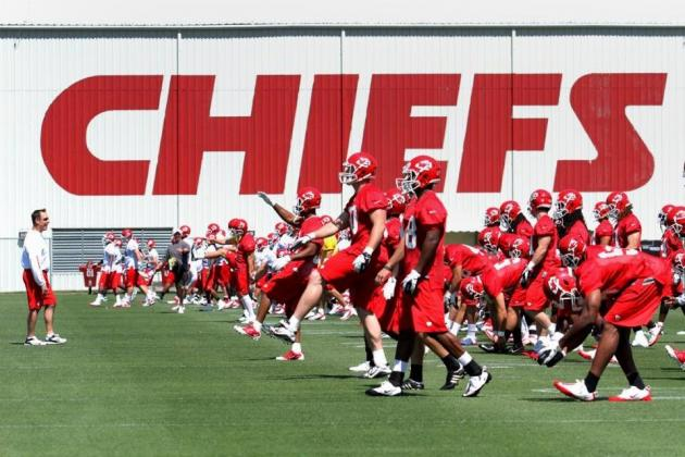 Kansas City Chiefs: Complete 2012 NFL Preseason & Training Camp Guide