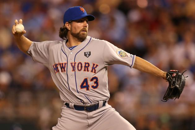 NL Cy Young Award Rankings: R.A. Dickey Is More Than Novelty and Narrative