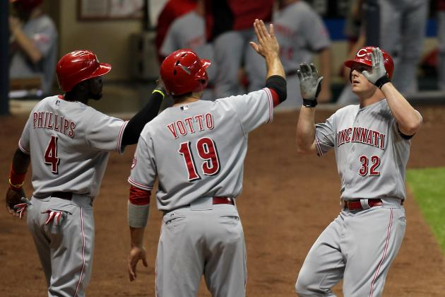 Cincinnati Reds: Midseason Report Card