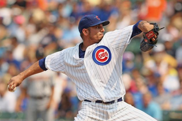 Matt Garza Trade Rumors: Latest Updates on Blue Jays, Rangers & More