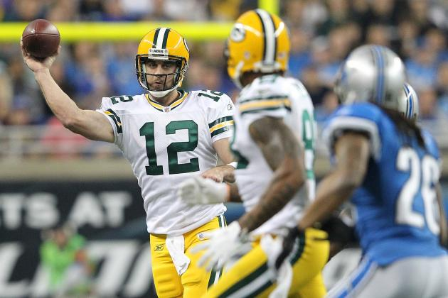 Predicting Award Winners for the Green Bay Packers' 2012 Season