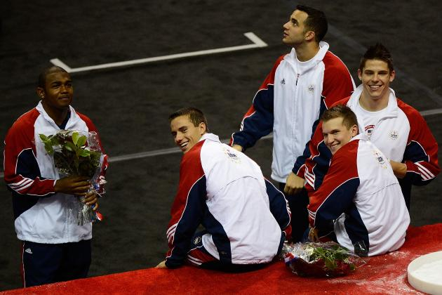 US Olympic Gymnastics Team 2012: Best Personal Twitter Accounts of Team USA