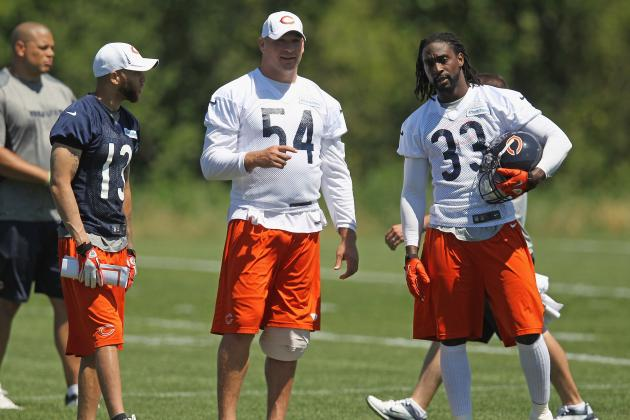 Stock Up, Stock Down for Key Chicago Bears Heading into Camp