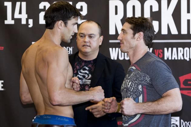 Strikeforce: Rockhold vs Kennedy B/R MMA Staff Predictions