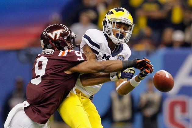 Michigan Football: 5 Most Glaring Weaknesses of Wolverines' 2012 Roster