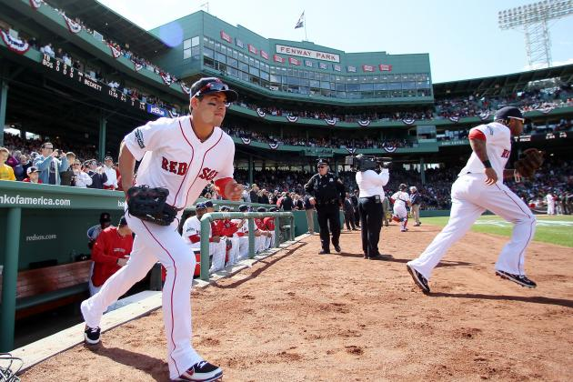 Five Reasons to Stay Positive About the Red Sox—For Now