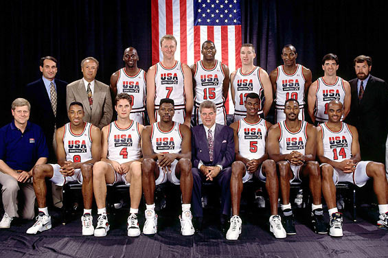 Dream Team vs. 2012 Team USA: A Full Breakdown of the Dream Matchup