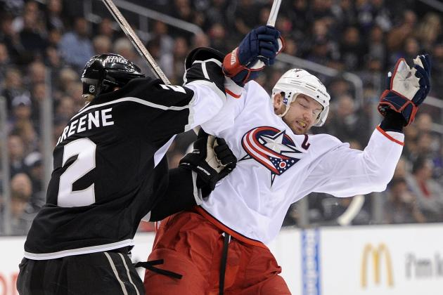 Why Trading Rick Nash to Detroit Is Absolutely the Wrong Move