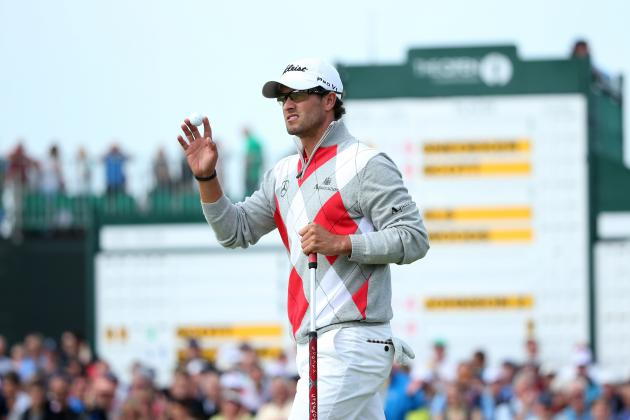 British Open 2012 Pairings: Notable Matchups for Round 4