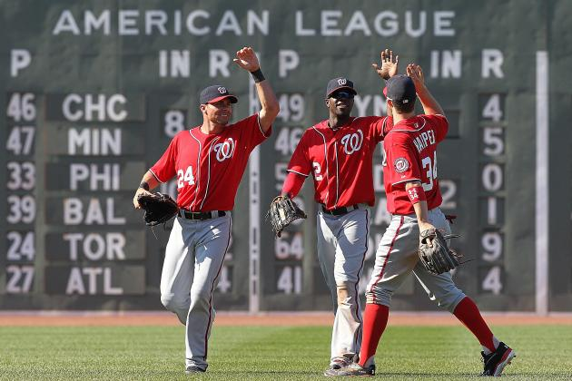Washington Nationals: Midseason Grades