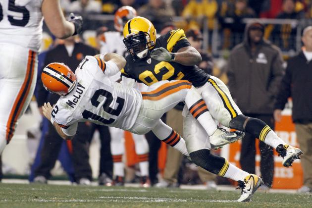 Power Ranking the 25 Most Heated NFL Rivalries Heading into 2012