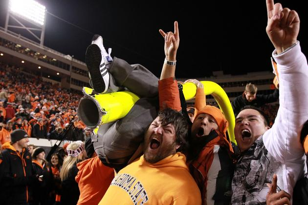 College Football: 5 Upsets That Will Happen in 2012