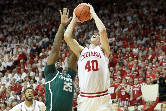 Power Ranking Cody Zeller and the Big Ten's Centers