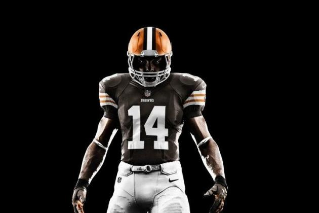 The 5 Most Appalling Uniforms in the NFL