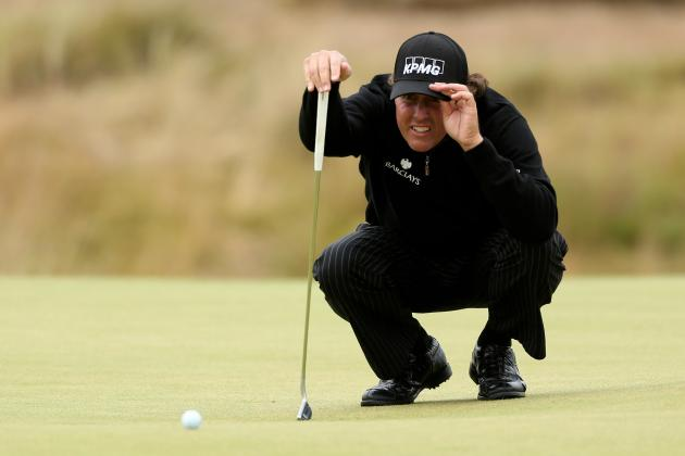 British Open Predictions 2012: Phil Mickelson and Others That Need Fast Start
