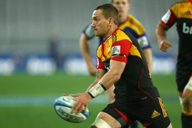2012 All-Super Rugby First Team