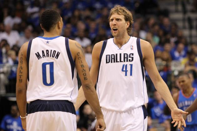 Dallas Mavericks: Predicting the Mavs' Starting Lineup for the 2012-13 Season
