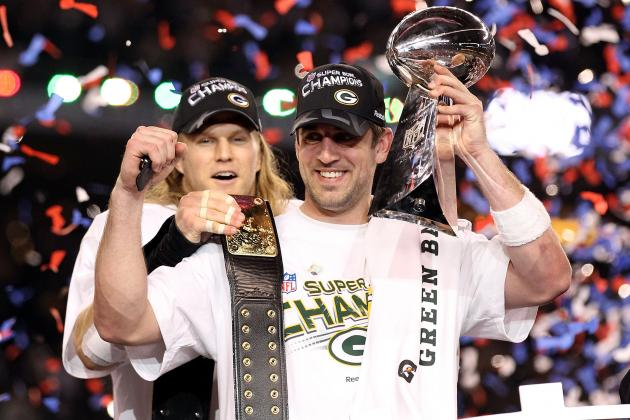 Setting 2012 NFL MVP Award's Early Odds