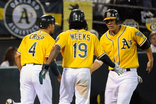 5 Oakland A's Who Need to Step Up to Win the AL Wild Card