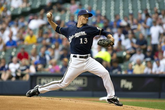 Zack Greinke Trade Rumors: Latest Updates on Angels, Rangers, Braves & More