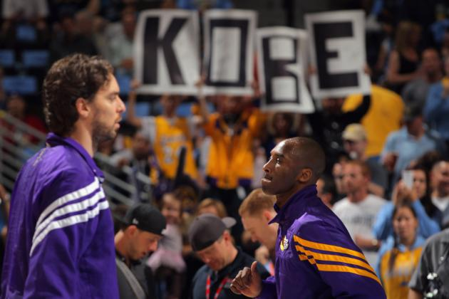 Los Angeles Lakers: Why Title Hopes Still Rest on Kobe Bryant's Shoulders