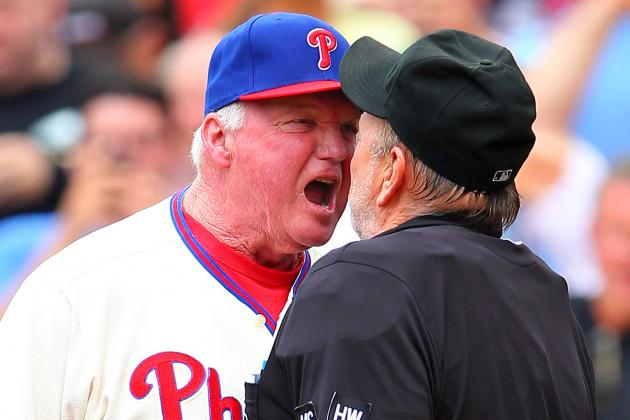 MLB's 5 Worst Ejections of the 2012 Season Thus Far